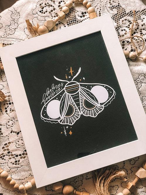 "✨ ""FEELING + HEALING"" 8x10  digital art print"