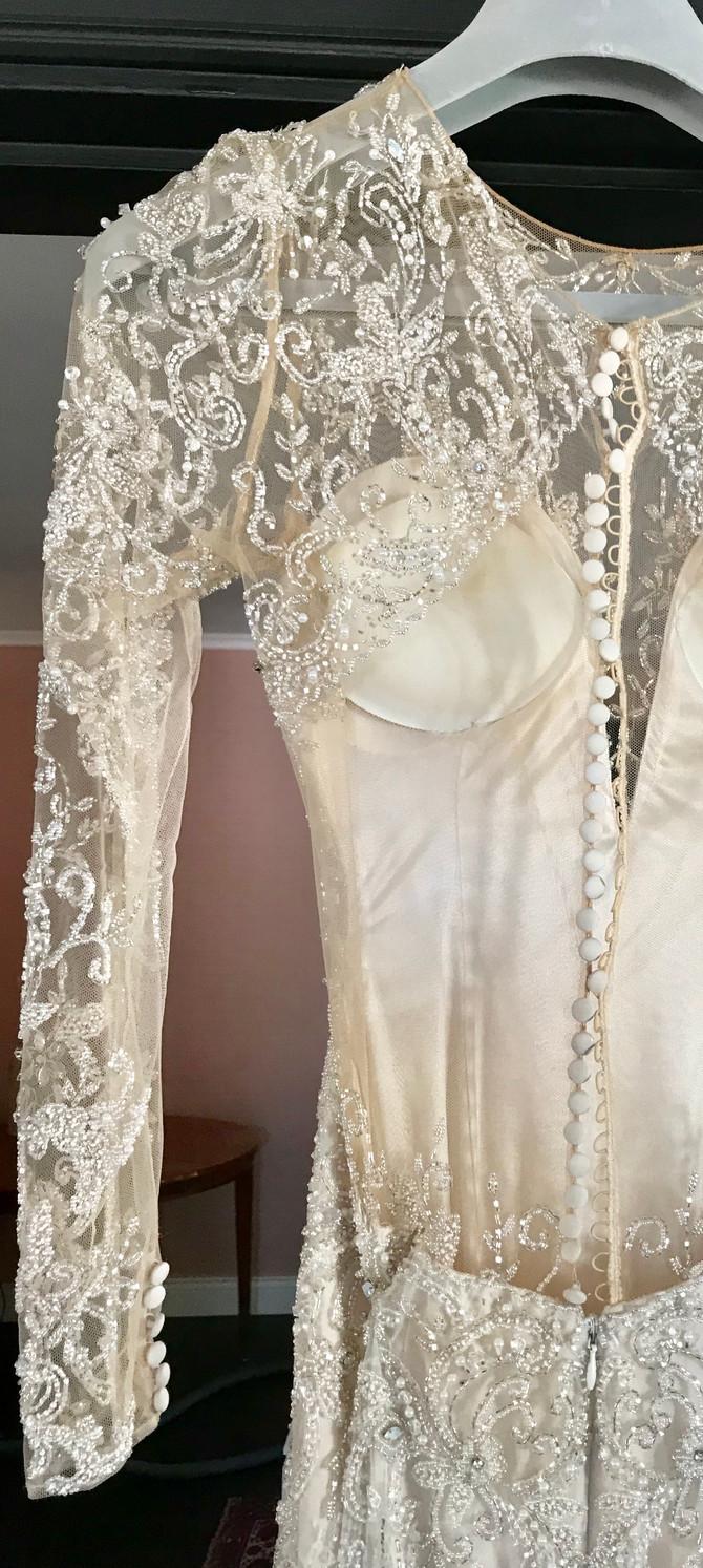 Brudklänningen