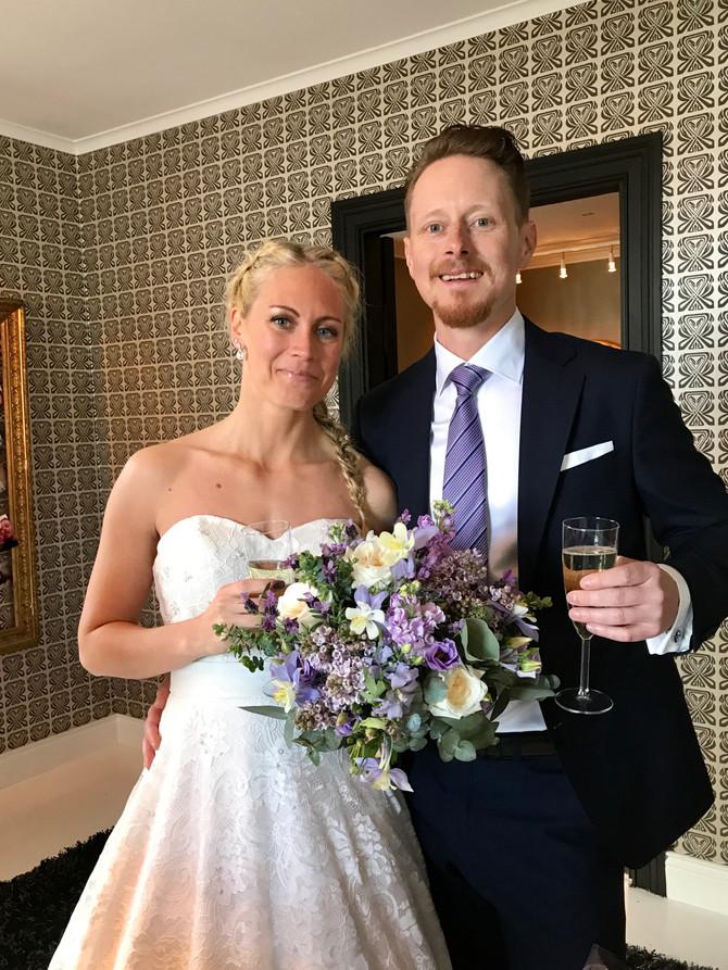 Alexandra & Fredrik