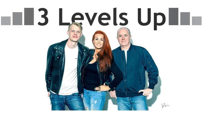 3 Levels Up