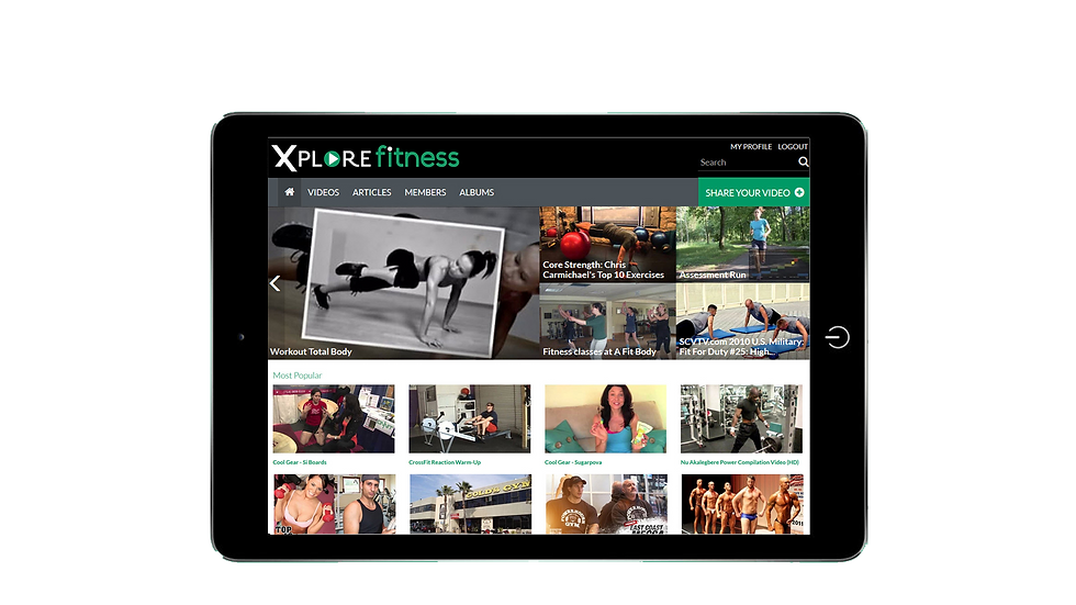 Xplore Fitness