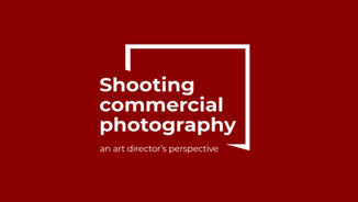 Photography in the world of advertising