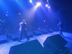 Doing my thing at the Ritz in tampa