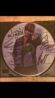 The CD Bone Thugs signed
