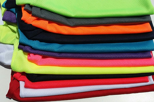 Camiseta Regata masculina Dry fit Furadinha