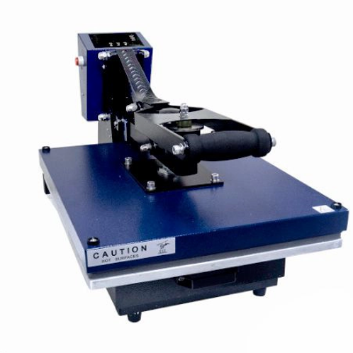 Prensa Térmica Plana (Base 38x38) Premium -automática 110v