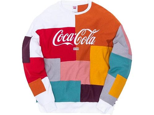 Kith x Coca-Cola Crewneck Multi