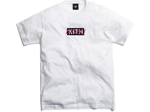 Kith x Nobu Classic Logo Tee White