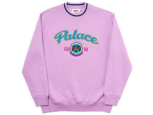 Palace Hi-Sport Crew Purple