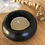 Thumbnail: Black small marble bowl