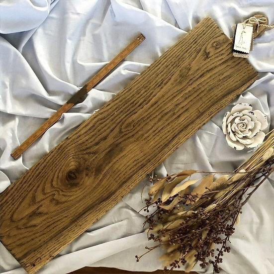 Farmhouse XL Oak Grazing Plank