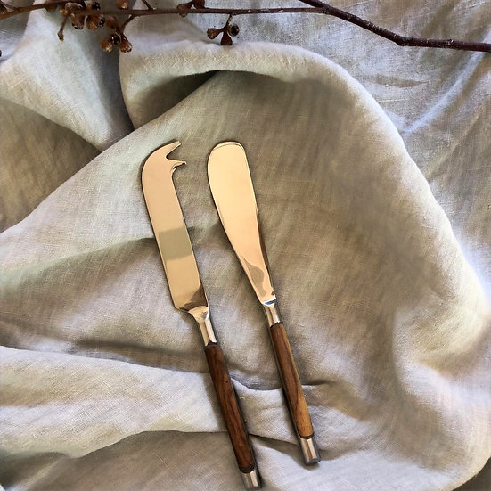Cheese & Pate Knife Set