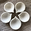 Thumbnail: Marble white small bowl with spout