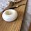 Thumbnail: White small marble bowl