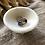 Thumbnail: 3 Legged white marble dish