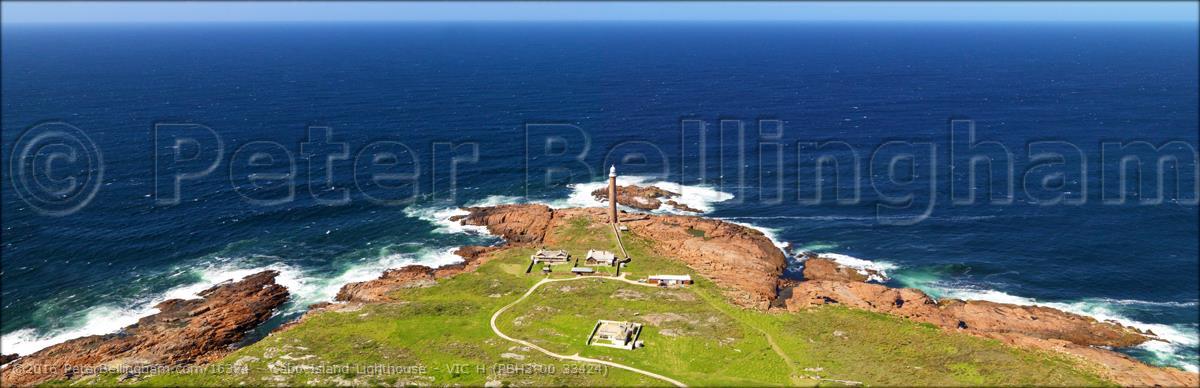 Gabo Island Lighthouse - VIC H (PBH3 00 33424)