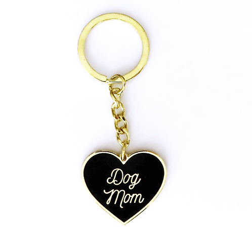 Dog Mom Key Chain