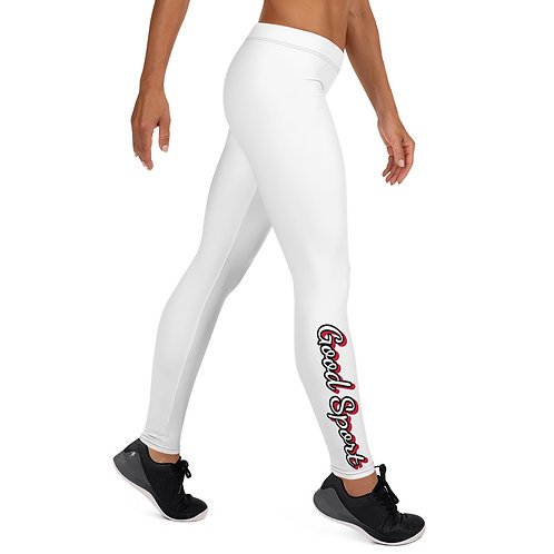 GS White Out Leggings
