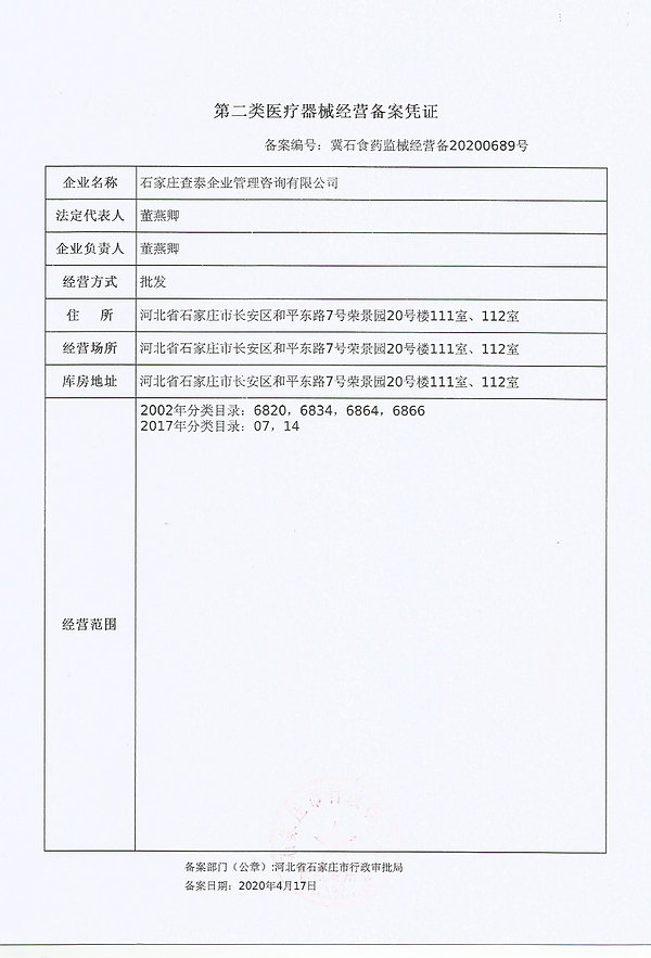 4.29 medical equipment export permit.jpe