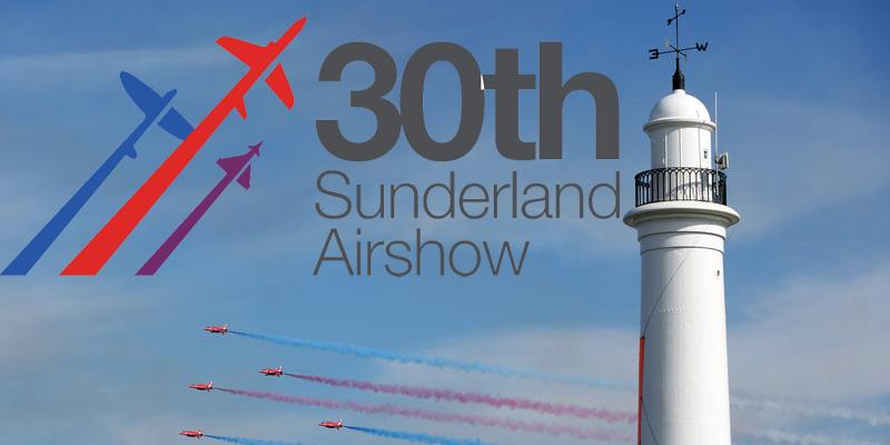 NE4 DJs to perform at 30th Sunderland International Airshow 2018!
