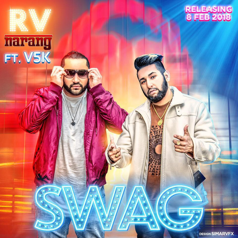 Our Resident DJ RV Narang releases smash hit No.1 song SWAG!