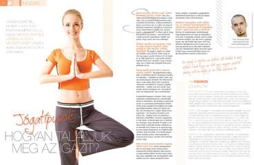 Hogyan találjuk meg az igazi jógaoktatót?