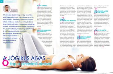 Jóga cikk: Jógikus alvás