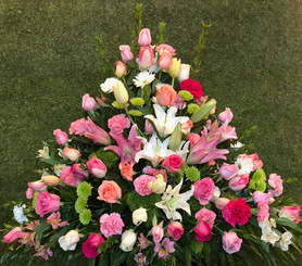 Funeral Mix Tray