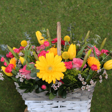 Basket Arrangment