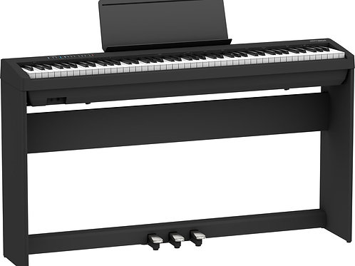 Roland FP-30X digital piano package