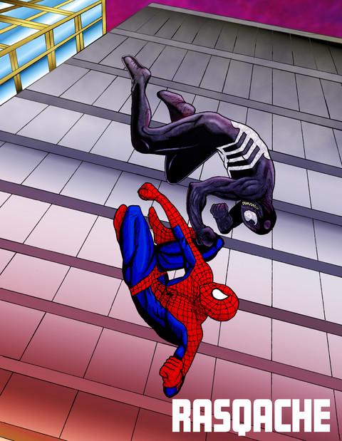 Spidey Vs. Venom