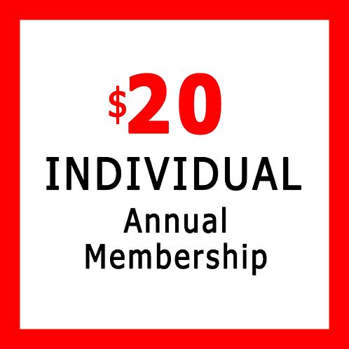 WotR Individual Annual Membership