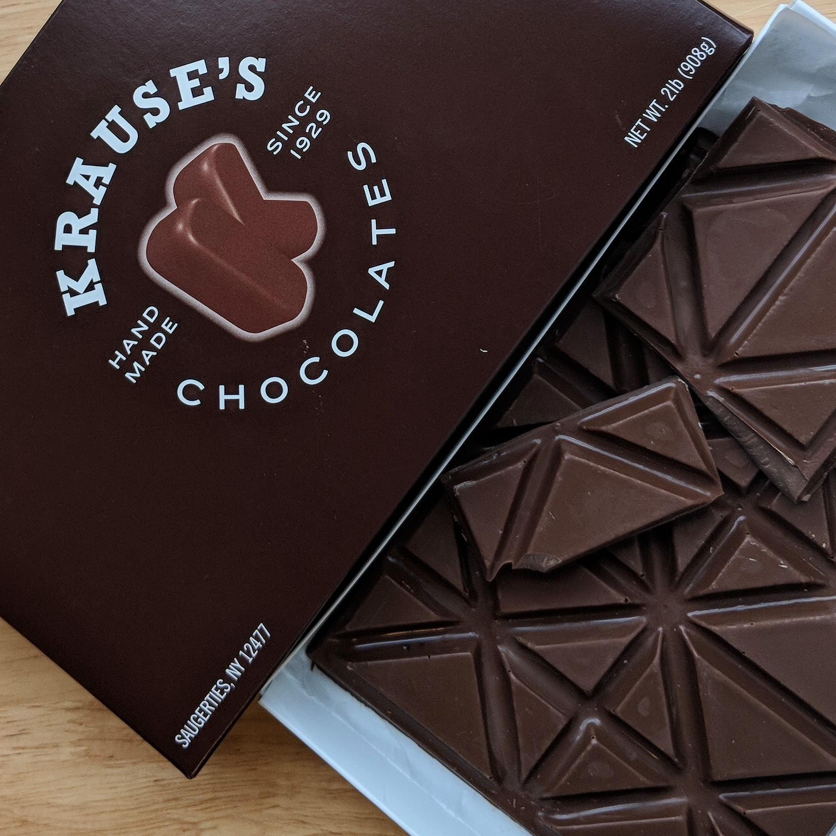 Krauses Chocolate
