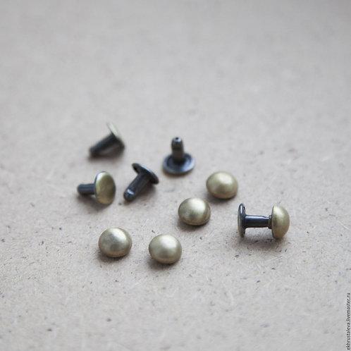 Круглые хольнитены, 8 мм