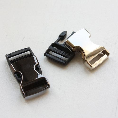 Фастекс металлический, 20 мм