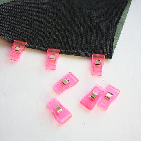 Зажим-прищепка для ткани