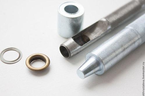 Ручной установщик люверсов, 10 мм