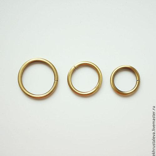 Кольцо, латунь