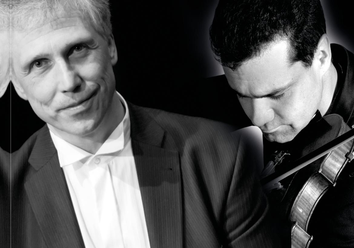 Wolfgang Mertes und Uwe Brandt
