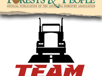 Log trucking big challenge for industry