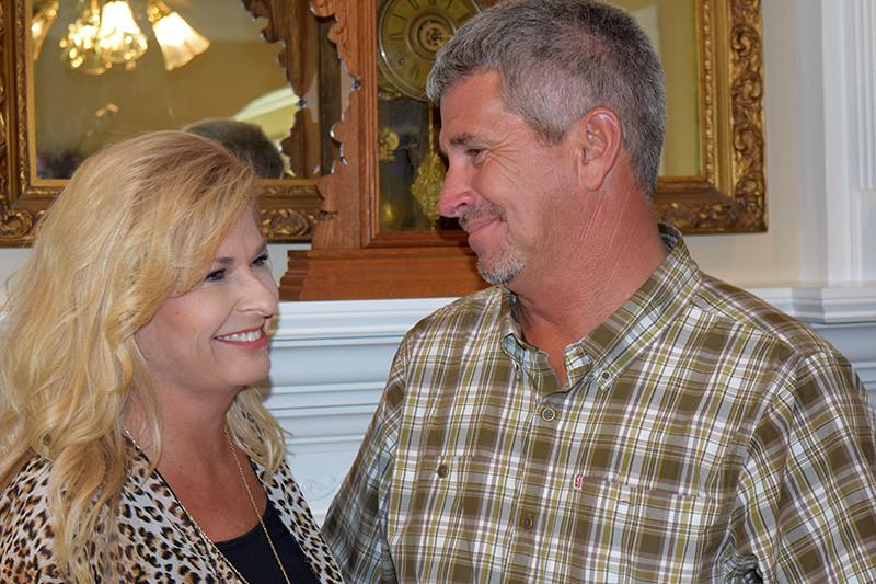 Randy and Bridget Wilson