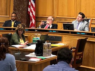 Tort reform bill fails in Senate panel