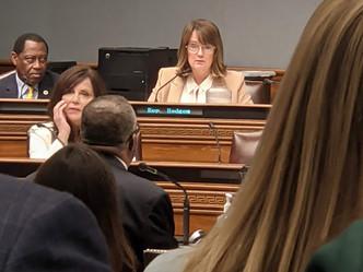 Hair discrimination bill passes