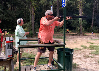 2017 Annual Convention Clay Shoot