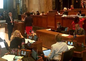 La. Senate passes $30B budget