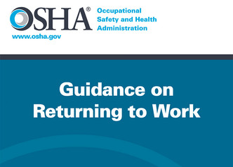 OSHA releases new recommendations for face coverings outdoors