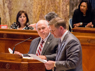 Legislature nearing budget deal