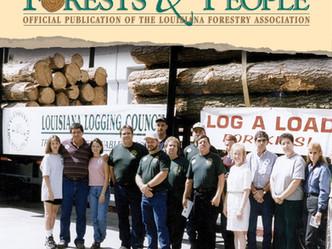 La. Logging Council turns 25