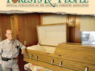 Master woodworker makes eternal vessel