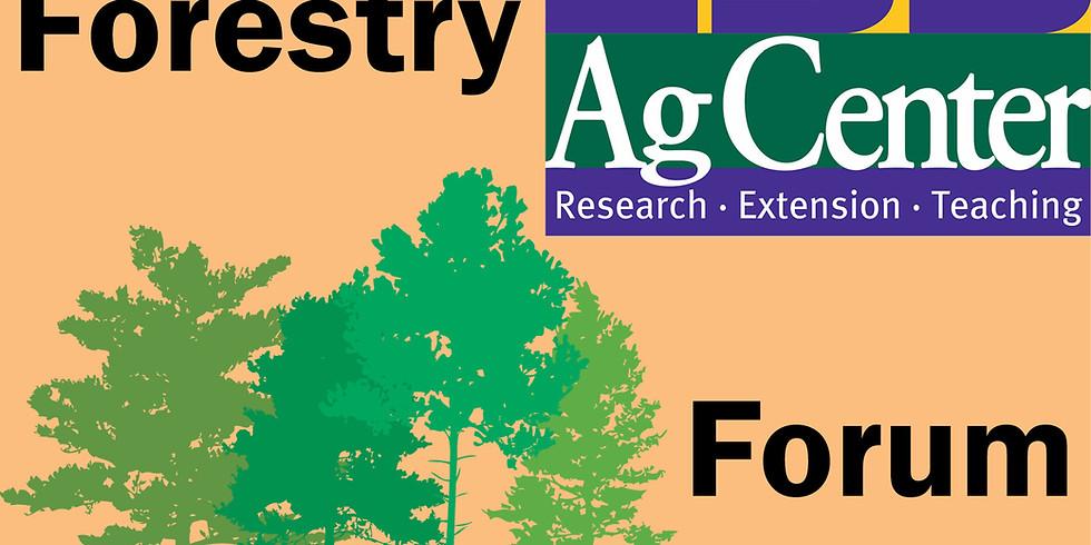 Ark-La-Tex Forestry Forum set March 10